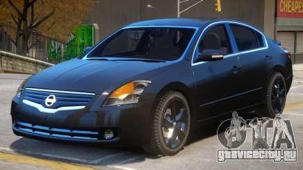 Nissan Altima для GTA 4