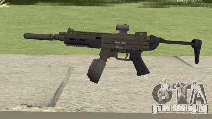 Hawk And Little SMG (Complete Upgrades V1) GTA V для GTA San Andreas