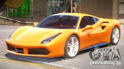 Ferrari 488 для GTA 4