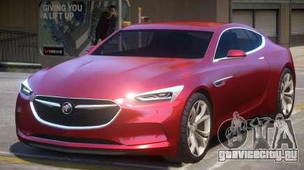 2016 Buick Avista Concept для GTA 4