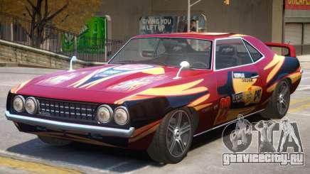Vigero Racer V2.0 для GTA 4