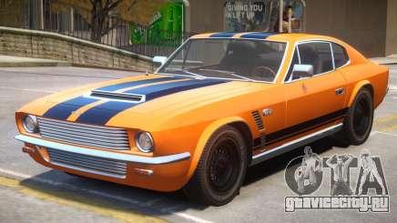 Dewbauchee Rapid GT PJ3 для GTA 4