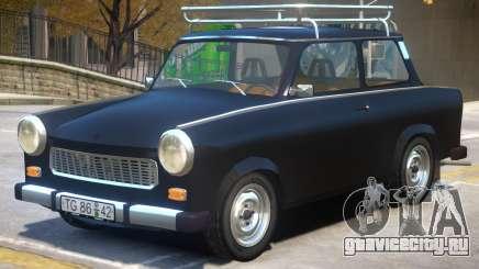 1981 Trabant 601 для GTA 4