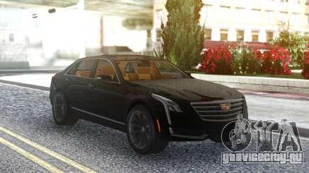 Cadillac CT6 Black для GTA San Andreas