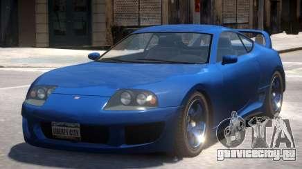Dinka Jester Revised V1 для GTA 4