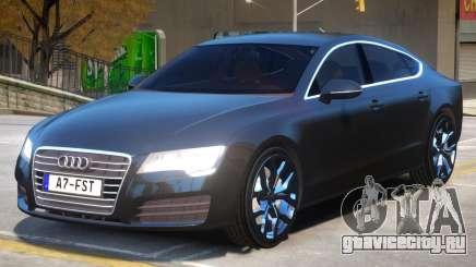 Audi A7 V1.2 для GTA 4