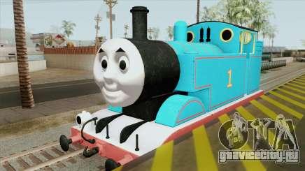Thomas The Tank Engine для GTA San Andreas