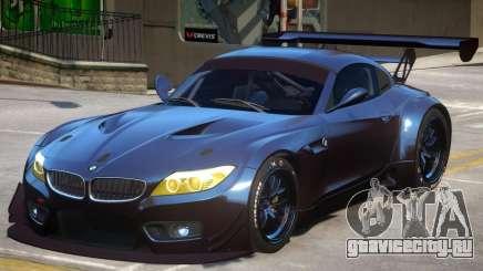 BMW Z4 GT3 для GTA 4