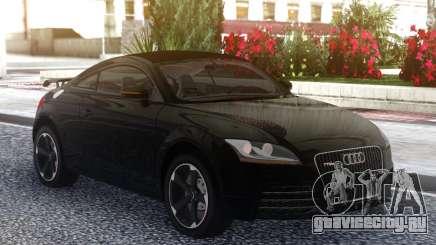 Audi TT RS 2010 Black для GTA San Andreas