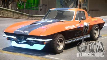 Chevrolet Corvette C2 PJ4 для GTA 4