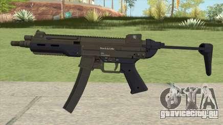 Hawk And Little SMG (Base V3) GTA V для GTA San Andreas