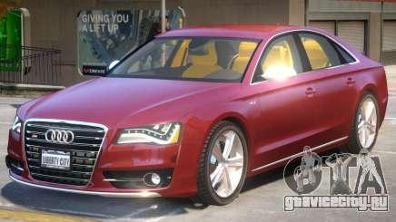 Audi S8 V1.2 для GTA 4