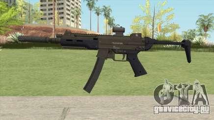 Hawk And Little SMG (Complete Upgrades V2) GTA V для GTA San Andreas