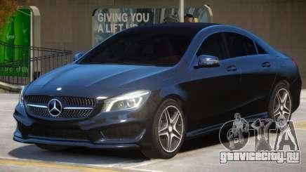 Mercedes Benz CLA 260 для GTA 4