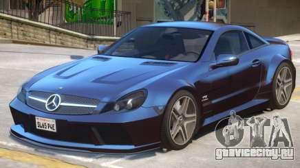 Mersedes Benz SL65 V2 для GTA 4