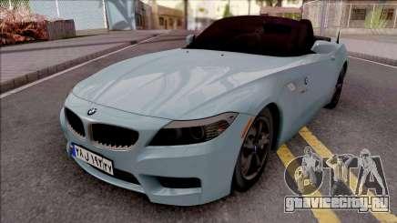 BMW Z4 sDrive 28i для GTA San Andreas