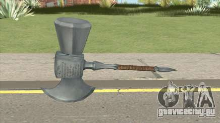 Marvel: Unworthy Thor Hammer MFF для GTA San Andreas