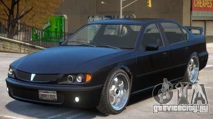 Declasse Merit Custom для GTA 4
