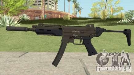 Hawk And Little SMG (With Silenced V3) GTA V для GTA San Andreas