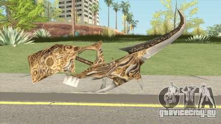 Kaileena Sword для GTA San Andreas
