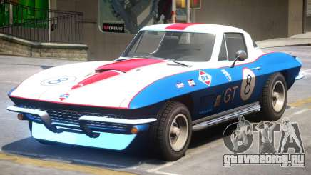 Chevrolet Corvette C2 PJ5 для GTA 4
