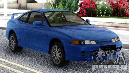 Honda Integra Tipe R Blue для GTA San Andreas