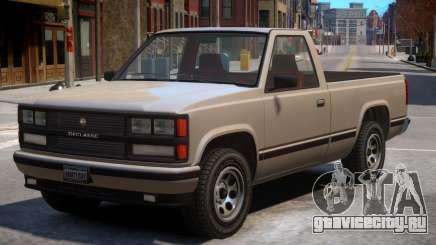 Declasse 550SS Pick-up v1.1 для GTA 4