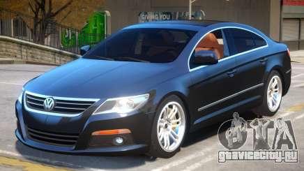 VW Passat CC для GTA 4