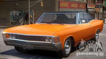 Declasse Impaler Coupe для GTA 4