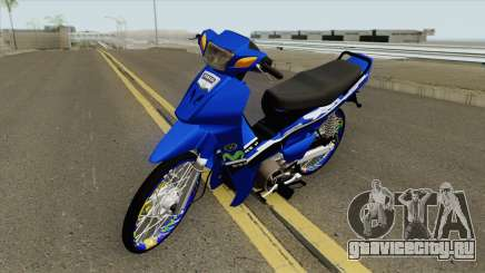 Yamaha SS Two (F1ZR) Movistar для GTA San Andreas