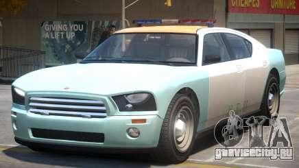 W.E.U. Sonderwagen Special для GTA 4