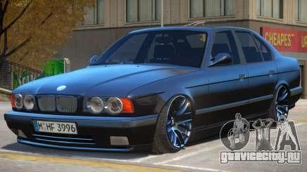 1995 BMW M5 для GTA 4