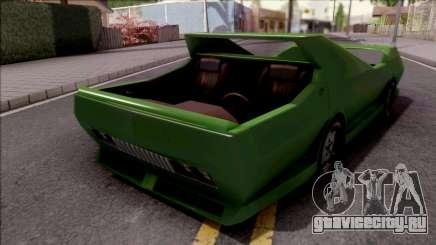 Dodge Deora для GTA San Andreas