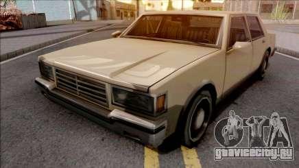 Declasse Brigham Classic для GTA San Andreas