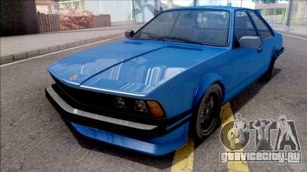 GTA V Ubermacht Zion Classic IVF Style для GTA San Andreas