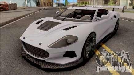 GTA V Vysser Neo для GTA San Andreas