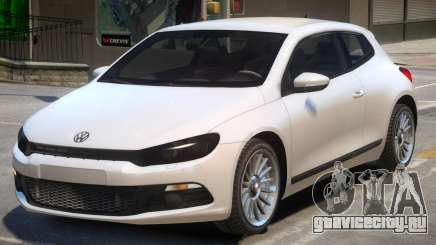 Volkswagen Scirocco V1.1 для GTA 4