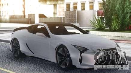 Lexus LC500 для GTA San Andreas
