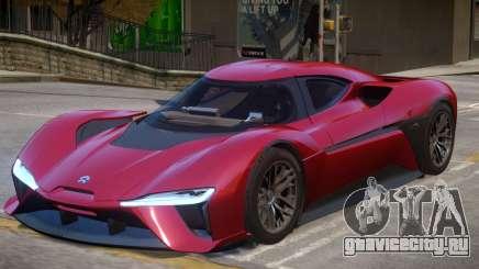 2017 NIO ep9 v2.2 для GTA 4