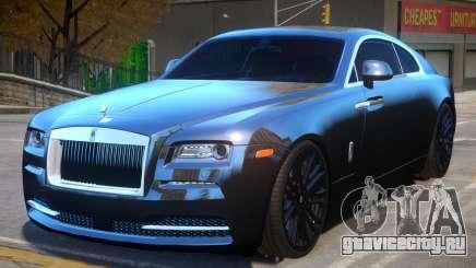 Rolls Royce Wraith V2 для GTA 4