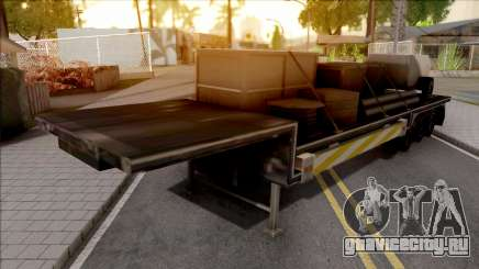 New Artict2 SA Style для GTA San Andreas