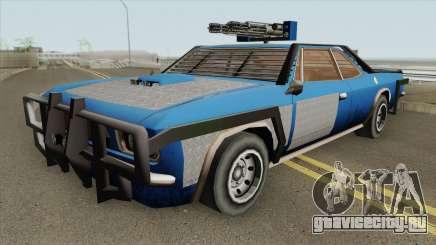 Weaponized Tampa GTA V (SA Style) для GTA San Andreas