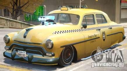 Quicksilver Windsor TaxiCar для GTA 4