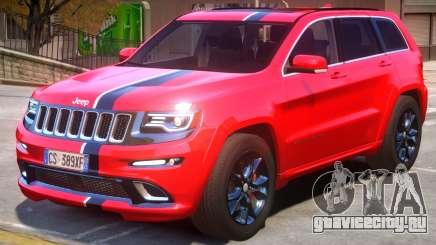 Grand Cherokee SRT8 PJ1 для GTA 4