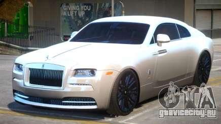 Rolls Royce Wraith V1.2 для GTA 4