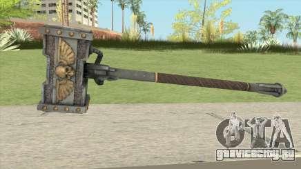 Thunder Hammer (Warhammer 40K) для GTA San Andreas