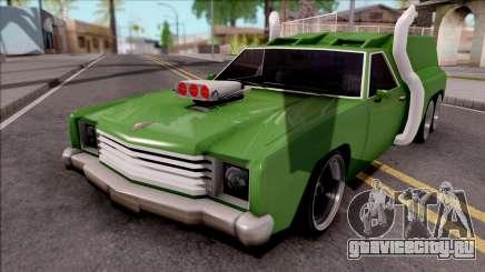 Custom Picador для GTA San Andreas
