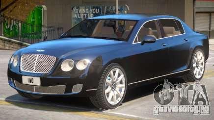 Bentley Continental V1.1 для GTA 4