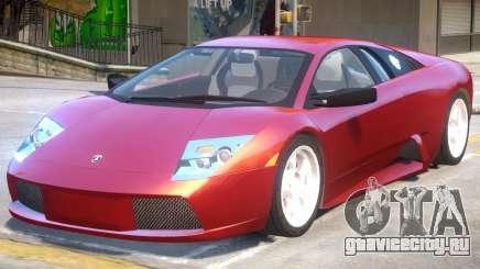 Lamborghini Murcielago V2 для GTA 4