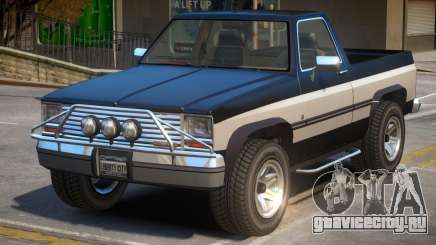 Rancher Collision Model Fix для GTA 4